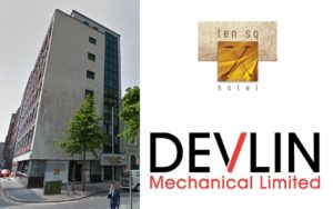 Lancashire House - Ten Square, Belfast - Devlin Mechanical ltd