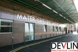 Mater Hospital, Belfast 2017 - Devlin Mechanical