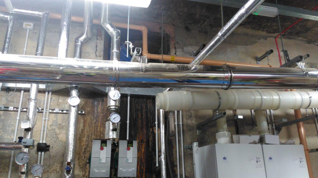 Ten Square Lancashire House Roof Ventilation Devlin