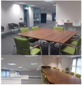 90 Lisburn Rd - Elmwood Exchange, Belfast - QUB - Devlin Mechanical - Belfast Office Refurbishment