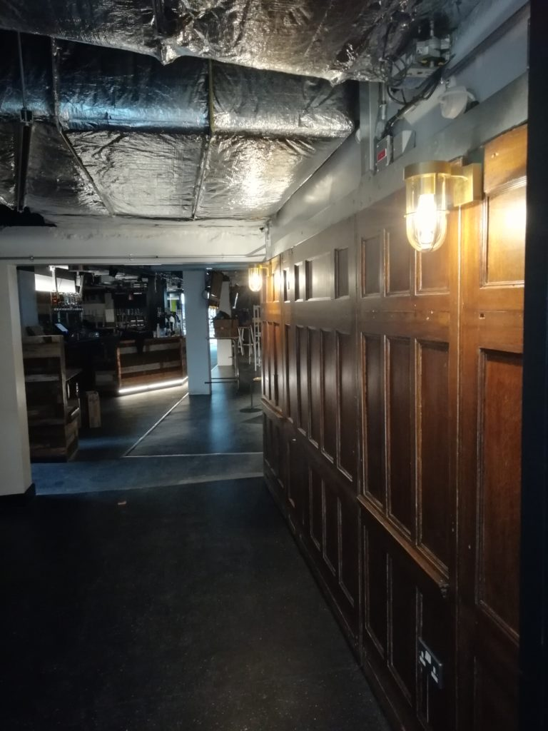 Devlin Bar Fitout